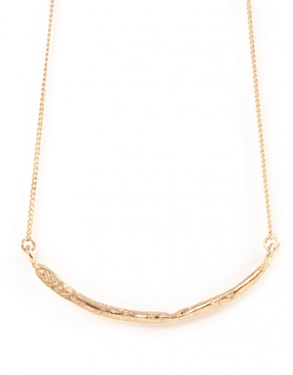 Collier brin d'or
