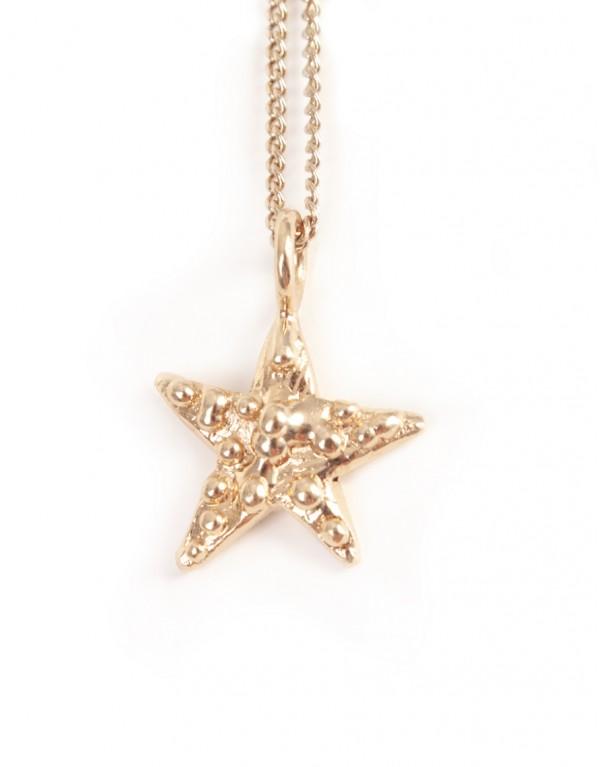 Collier petite étoile